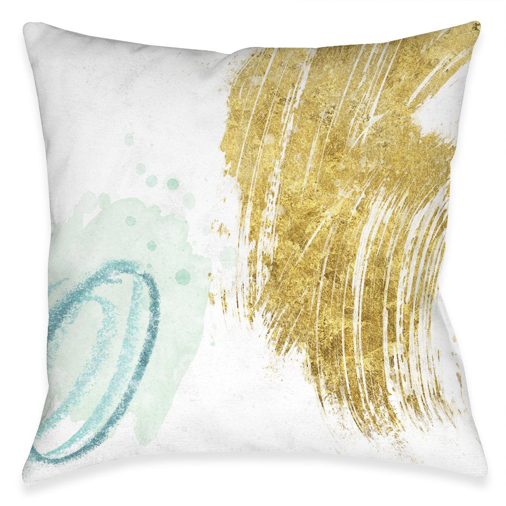 So Cal Abstract Indoor Decorative Pillow