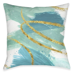 So Cal Blue Indoor Decorative Pillow