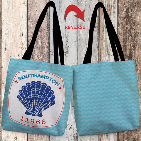 Southampton Canvas Tote Bag