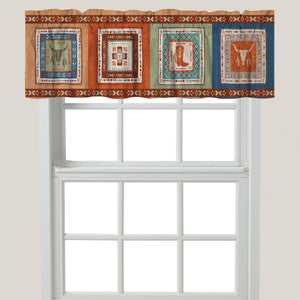 Southwest at Heart Window Valance