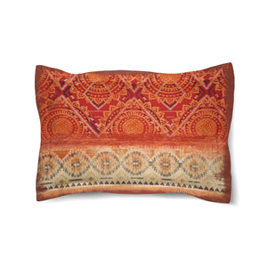 Southwest Medallion Duvet Sham