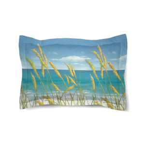 Summer Breeze Comforter Sham
