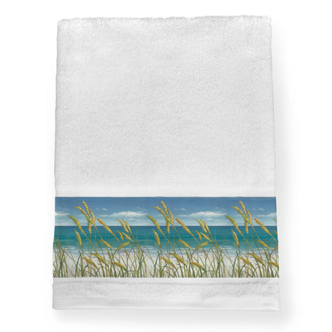 Summer Breeze Bath Towel