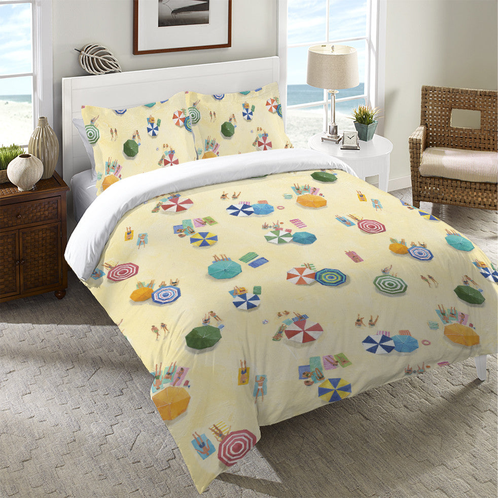Summer Fun Duvet Cover