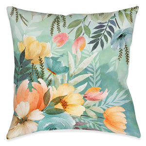 Tranquil Botanicals Indoor Decorative Pillow