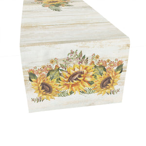 Sunflower Day Table Runner