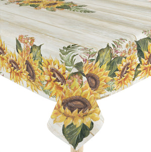 Sunflower Day Tablecloth