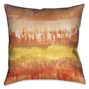 Sunset Outdoor Decorative Pillow