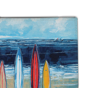 Surfboards Accent Rug