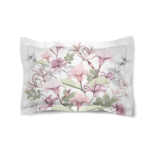 Sweet Blush Bouquet Comforter Sham