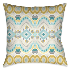 Textile Impressions I Indoor Decorative Pillow