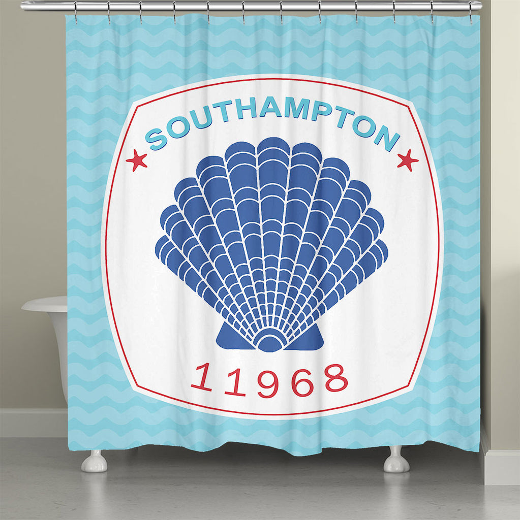 Southampton Shower Curtain