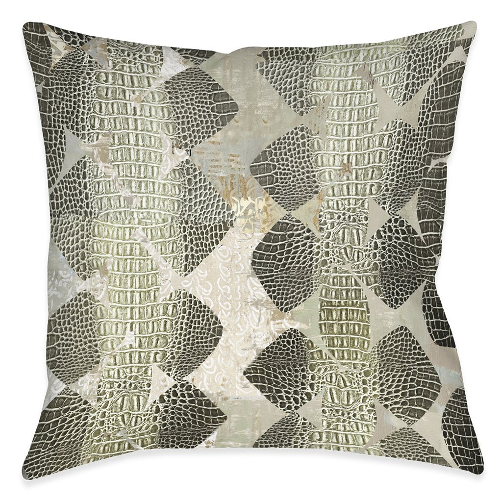 Thick Scaled Indoor Decorative Pillow
