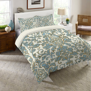Antique Damask Comforter