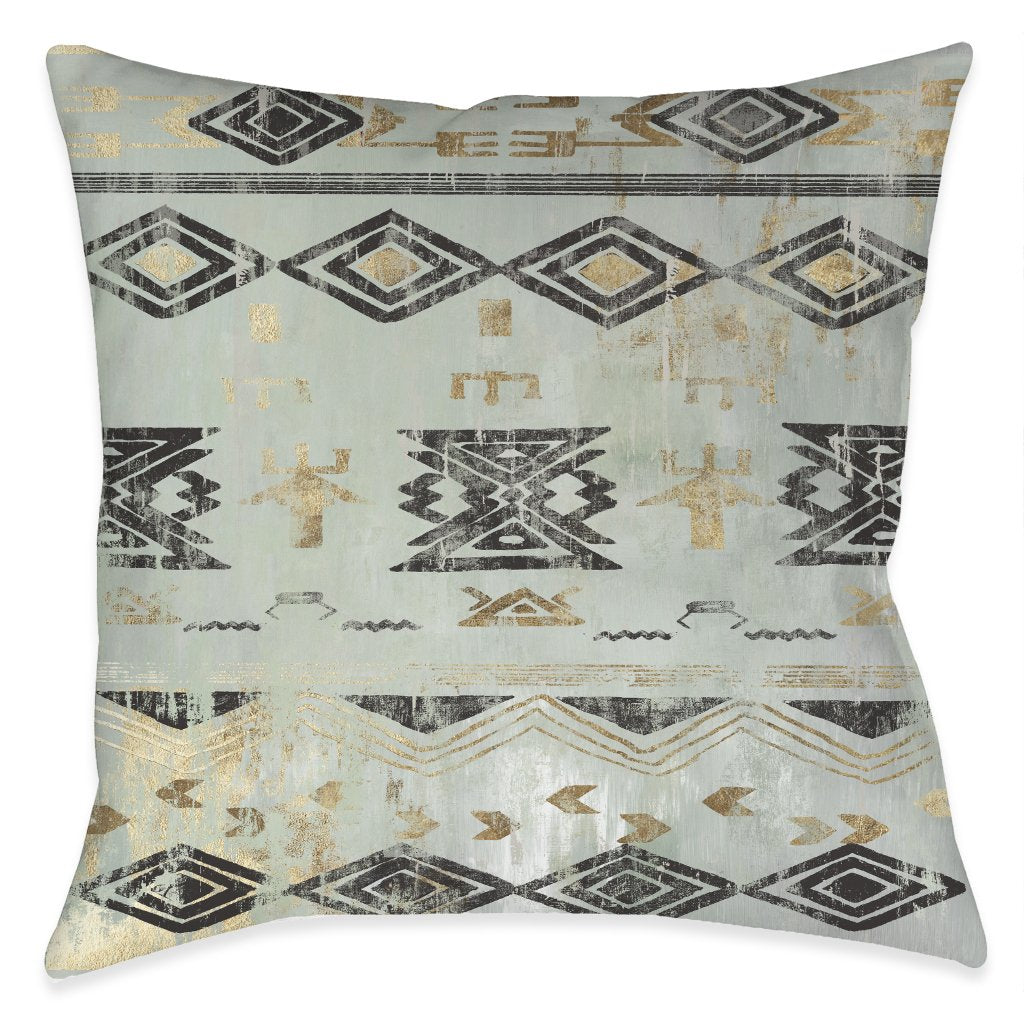 Tribal Accents Indoor Decorative Pillow