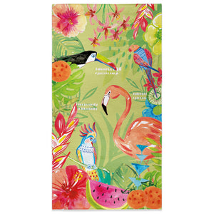 Tutti Fruity Stay Wild Beach Towel