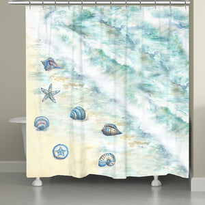 Venice Beach Shower Curtain