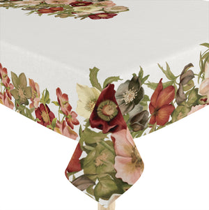 Vintage Petals Tablecloth