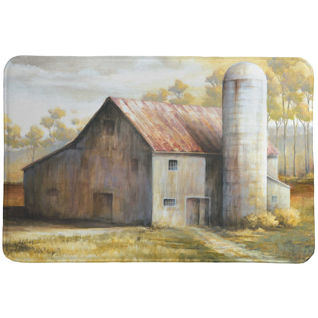 Autumn Barn Memory Foam Rug