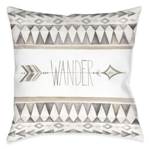 Wander Indoor Decorative Pillow