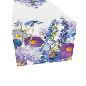 Wild Garden Table Runner