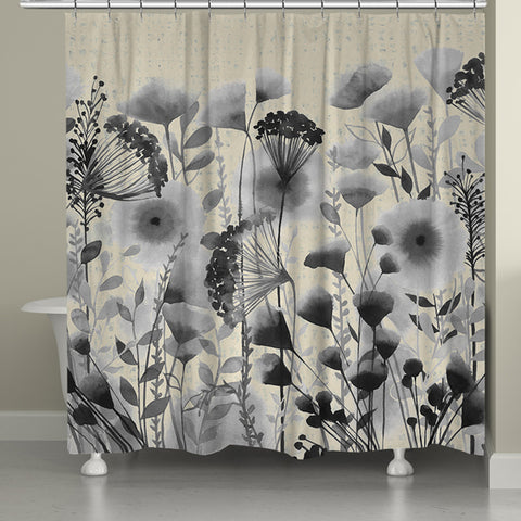 Winsome Flora Shower Curtain