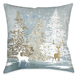 Winter Wonderland Indoor Decorative Pillow