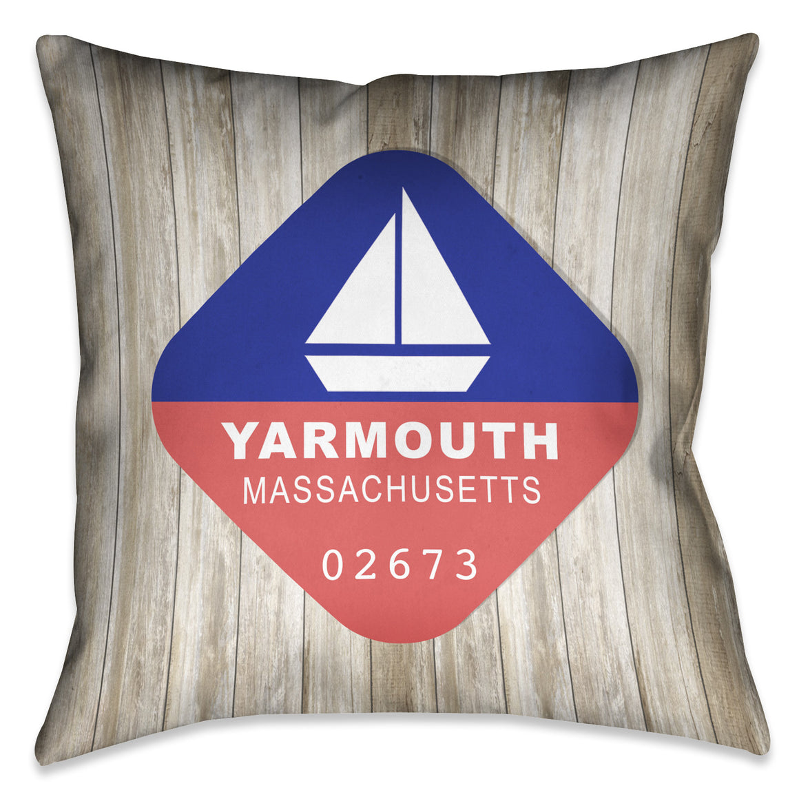 Yarmouth Indoor Decorative Pillow