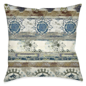 Antique Boho Outdoor Decorative Pillow
