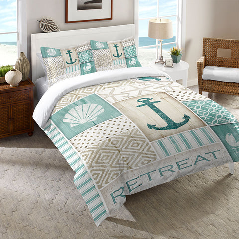 Coastal Retreat Comforter