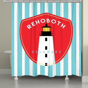 Rehoboth Shower Curtain