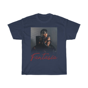 """Fantasia Photo Shirt"" - Navy Unisex"