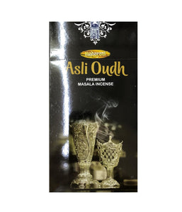 Maharani Asli Oudh Premium Masala Incense - 15gm - Daily Fresh Grocery