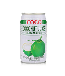 Foco Coconut Juice - 350ml - Daily Fresh Grocery