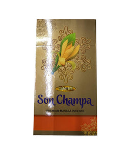 Maharani Son Champa Premium Masala Incense - Daily Fresh Grocery