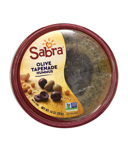 Sabra Olive Tapenade Hummus - 283gm - Daily Fresh Grocery
