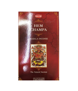 Hem Champa Masala Incense - Daily Fresh Grocery