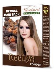 khoobsurat herbals Reetha powder - 100gm - Daily Fresh Grocery