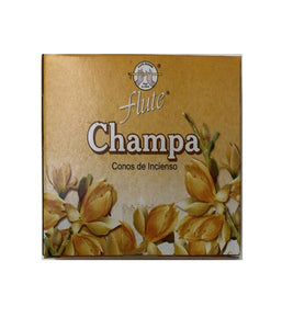 Flute Champa Conos De Incienso - Daily Fresh Grocery