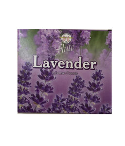 Flute Lavendar Incense Cones - Daily Fresh Grocery