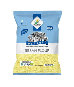 24 Mantra Organic Organic Besan Chickpea Flour - 1 lb - Daily Fresh Grocery