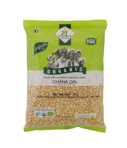 24 Mantra Organic Organic Chana Dal - 2 lb - Daily Fresh Grocery
