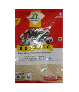 24 Mantra Organic Sugar - 2lb - Daily Fresh Grocery