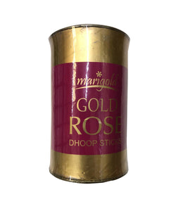 Marigold Gold Rose Dhoop Sticks - Daily Fresh Grocery
