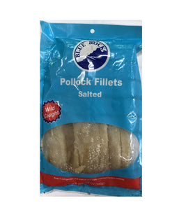Blue Rock Pollock Fillets Salted - 340gm - Daily Fresh Grocery