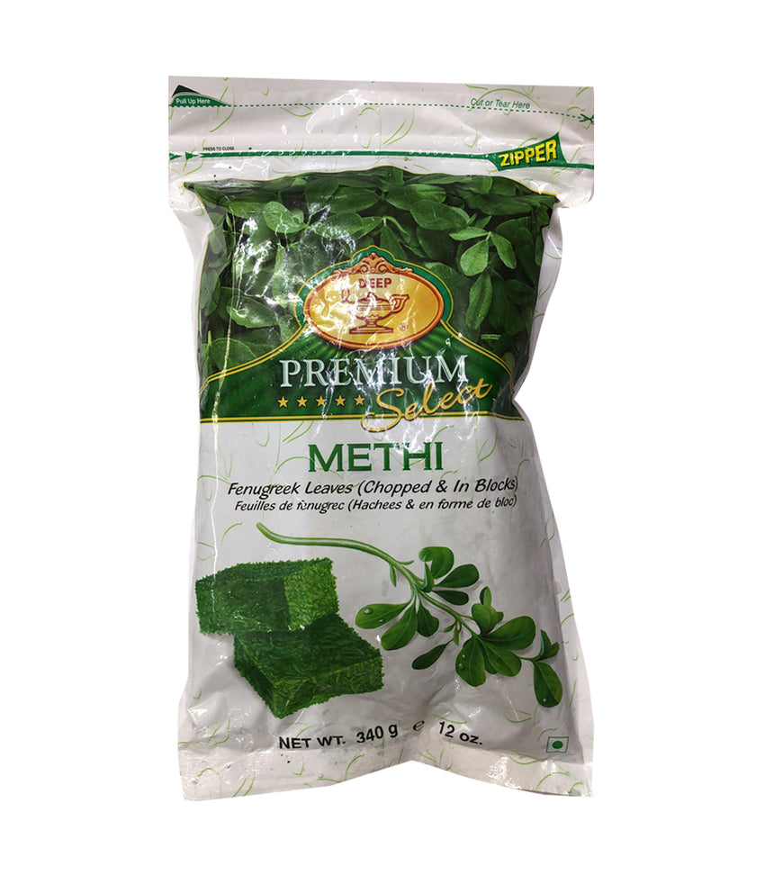 Deep Premium Select Methi - 340gm - Daily Fresh Grocery