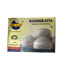 Daily Delight Kozhukatta - 16 oz - Daily Fresh Grocery