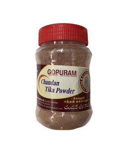 Gopuram Chandan Tika Powder - 50gm - Daily Fresh Grocery