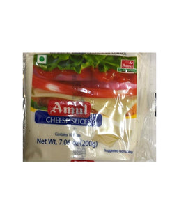 Amul Cheese Slices - 200gm - Daily Fresh Grocery