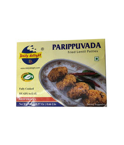 Daily Delight Parippuvada - 16 oz - Daily Fresh Grocery